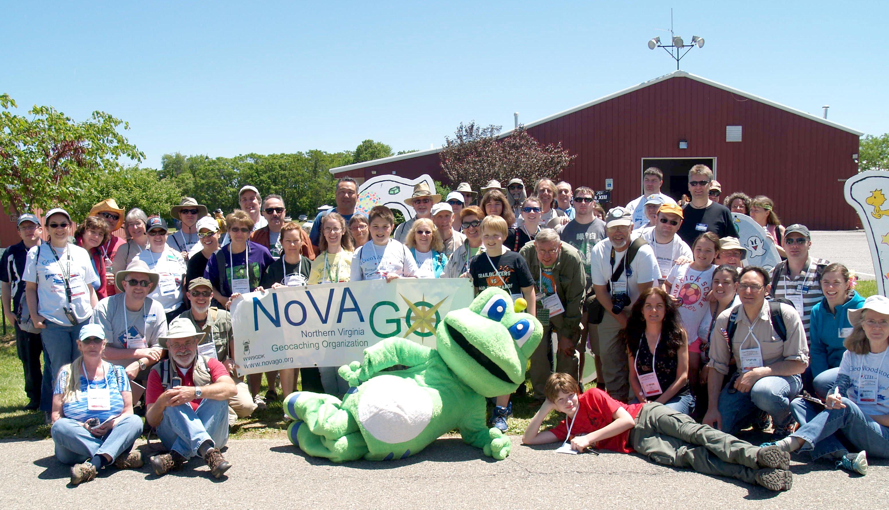 NoVAGO at GW XIII