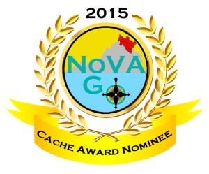 Cache Award Nominee 2015