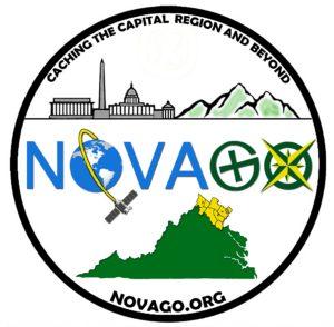 NoVAGO OrigLogoColors Sticker